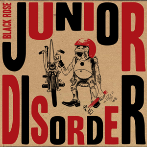 Junior Disorder - Black Rose
