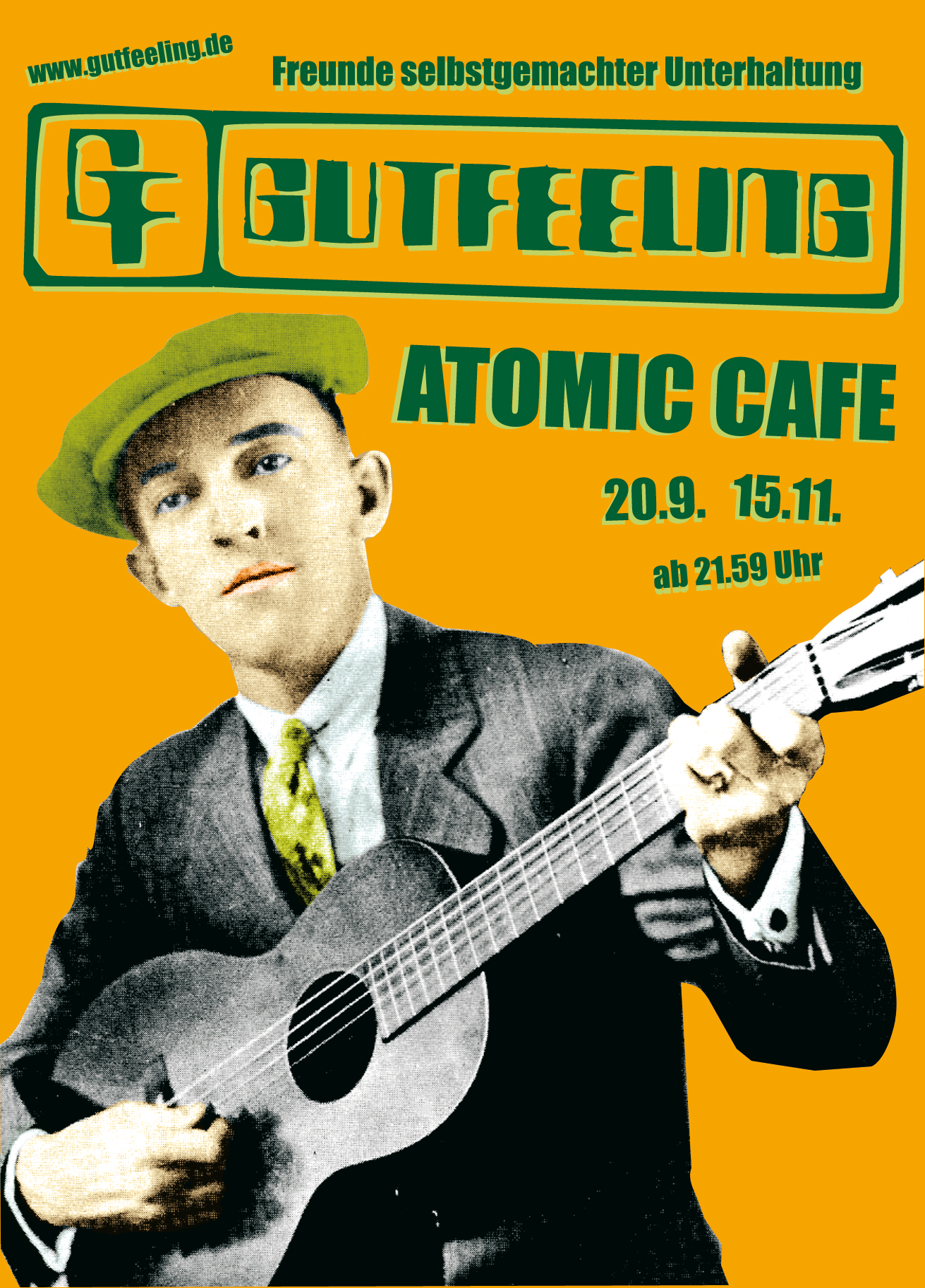 Patcheko Soundsystem, Atomic Cafe, 2005