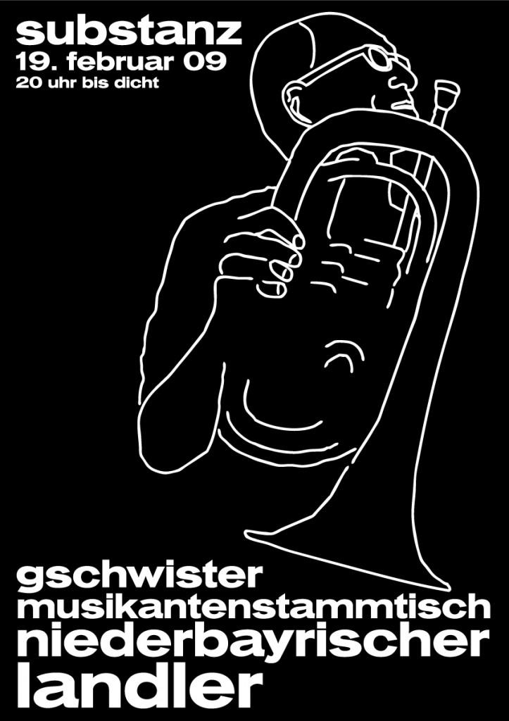 Landlergschwister + Niederbayerischer Musikantenstammtisch, Substanz, 2009