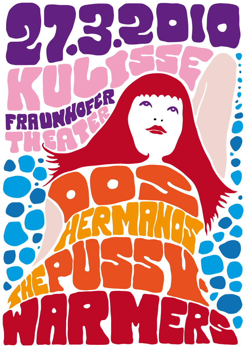 Dos Hermanos, Pussywarmers, Kulisse, 2010 1