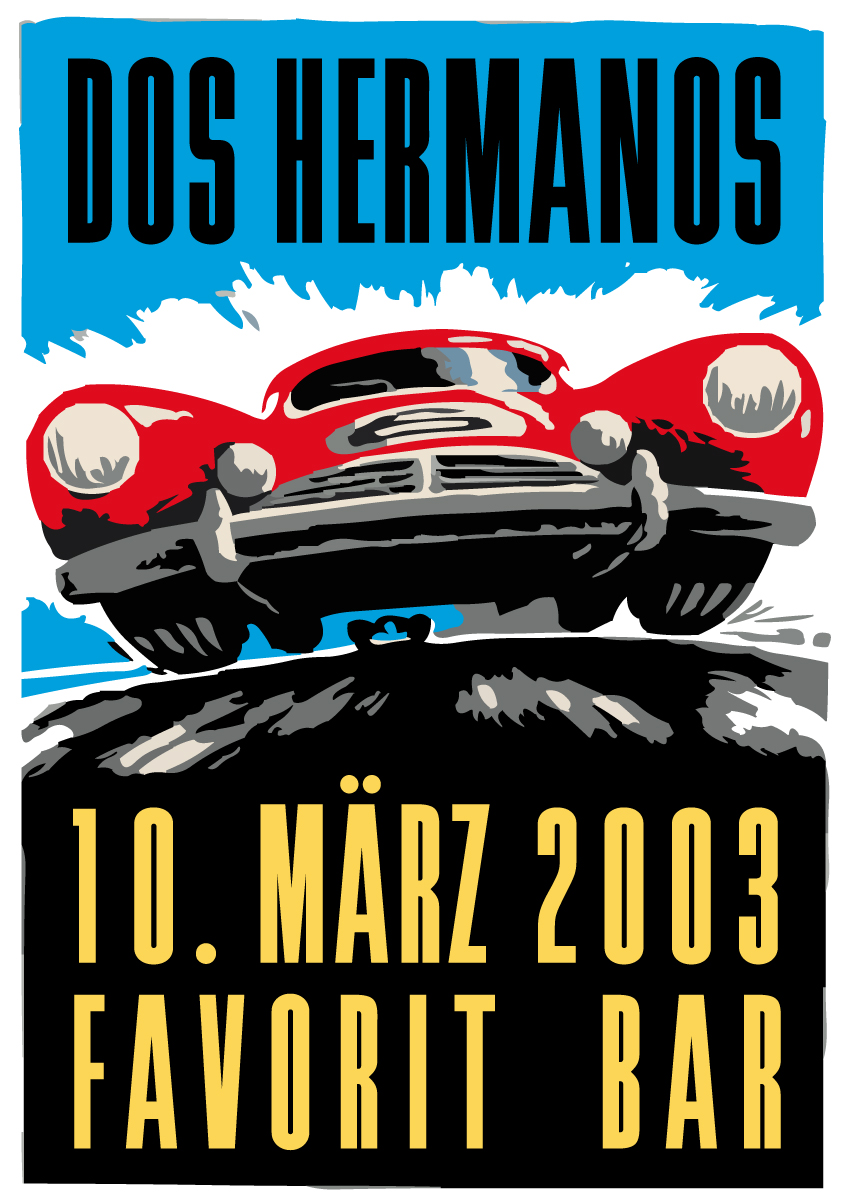 Dos Hermanos, Favorit Bar, 2003 1