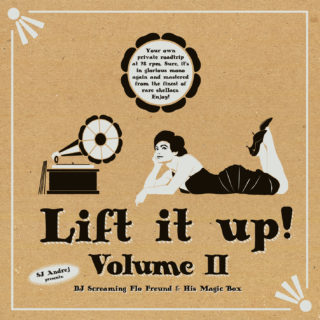Out Soon: Lift it Up Vol. II