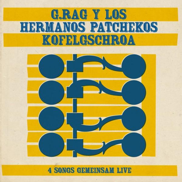 G.Rag + Kofelgschroa gemeinsam live Frontcover