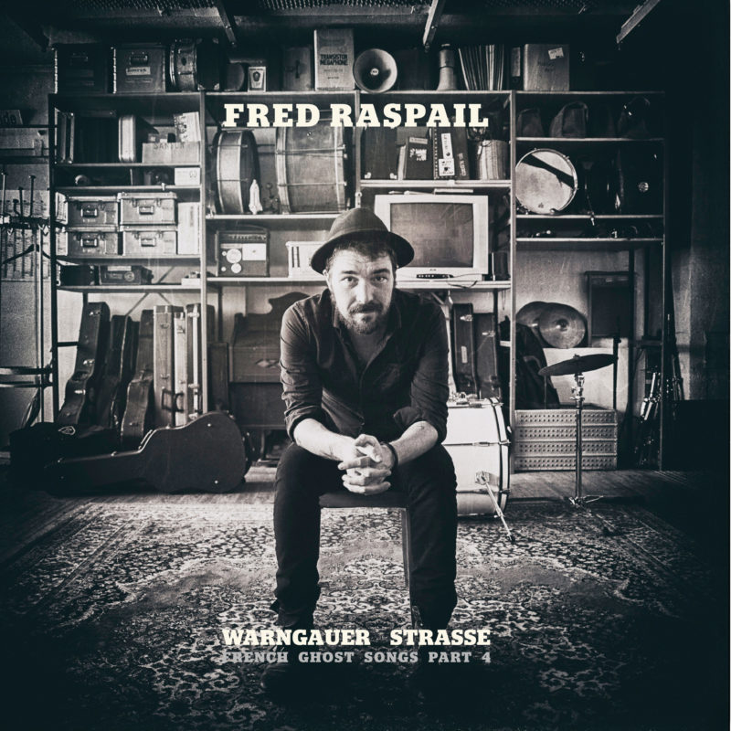 Out Now: Fred Raspail - Warngauer Strasse