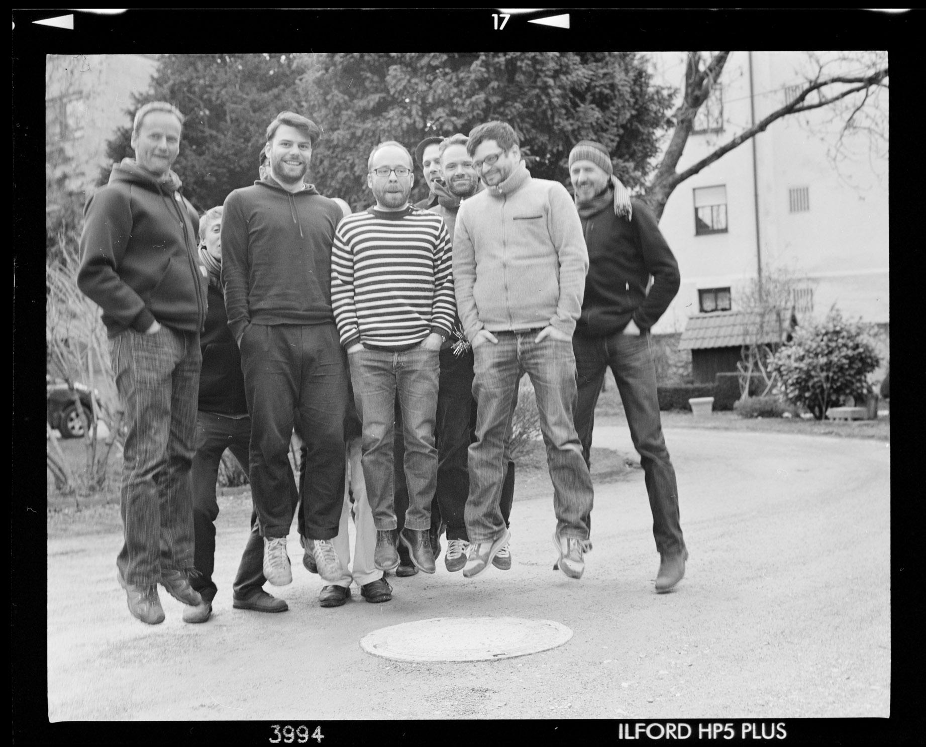 20 Jahre G. Rag y los Hermanos Patchekos 44