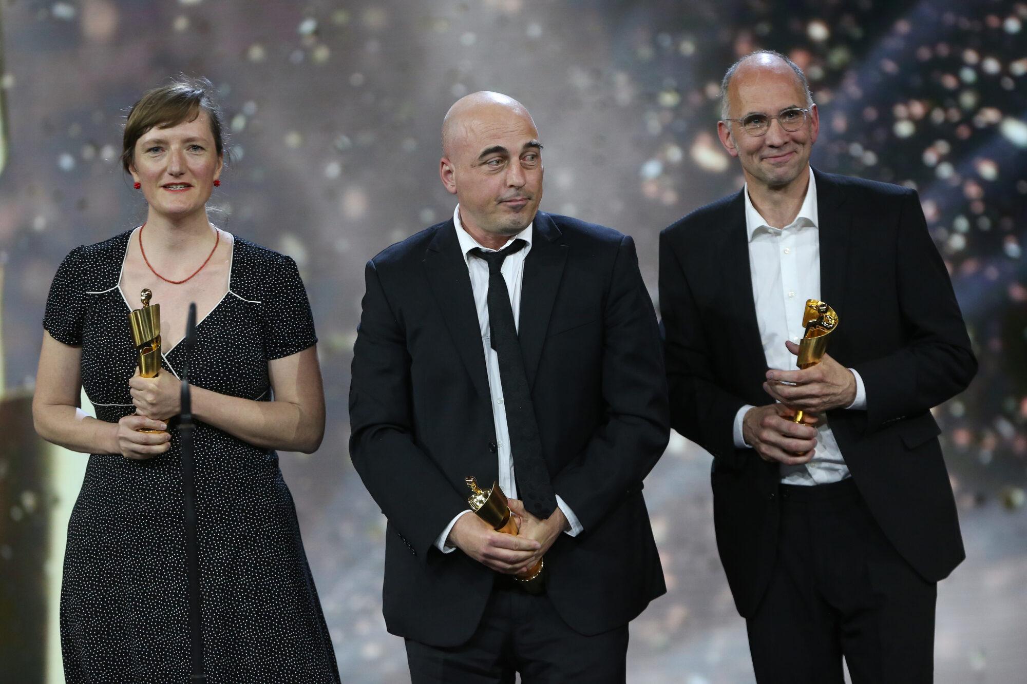 Hochzeitskapelle erhält Deutschen Filmpreis
