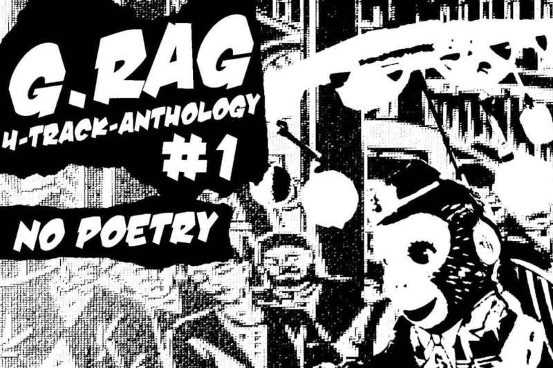 Back to the Roots: no poetry (4-track anthology part 1​.​)